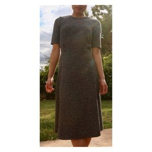 Office business casual medi dress xs